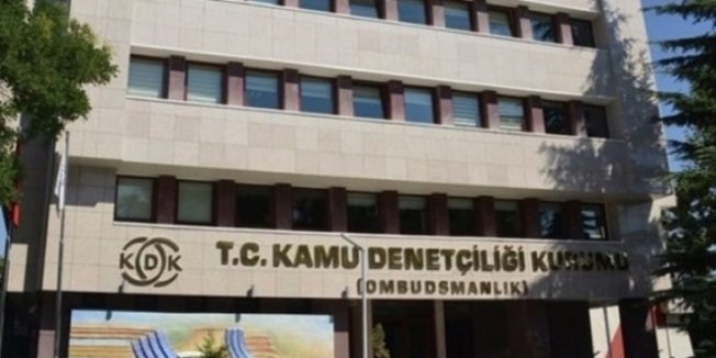 KDK, sınava alınmayan adayı haklı buldu