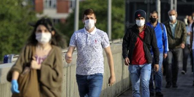 Maske takmadığı için ceza yedi, koronavirüse yakalandı