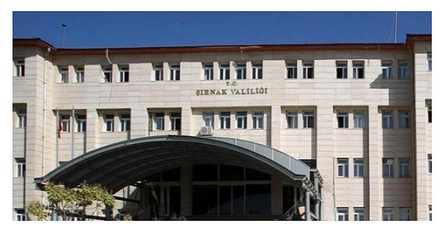 Şırnak'ta görevinden uzaklaştırılan kamu görevlisi tutuklandı