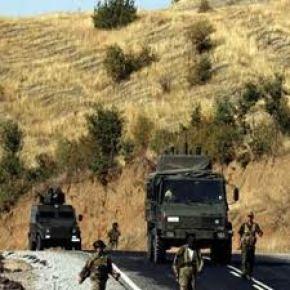 Bitlis'te çatışma: 3 asker yaralandı (3)