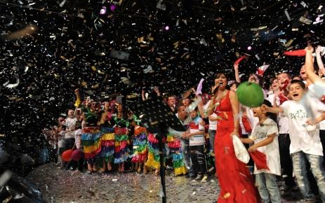 Bursa festivalinde Anadolu esintisi sahnelendi