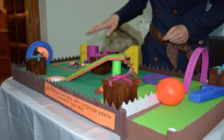 Çankırı'da öğretim materyalleri sergisi açıldı