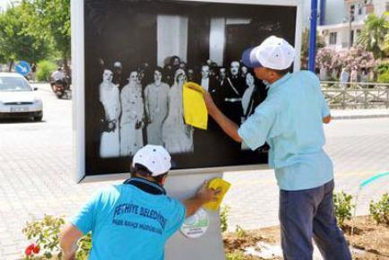 Çöpe atılan Atatürk portrelerine soruşturma