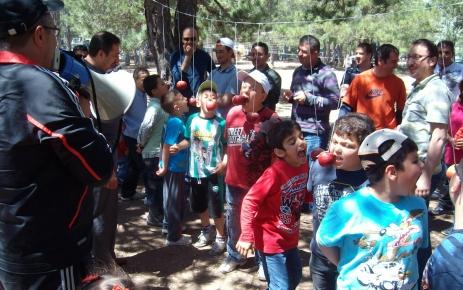 Gevher Hatun Koleji öğrenci, öğretmen ve velileri piknikte buluştu