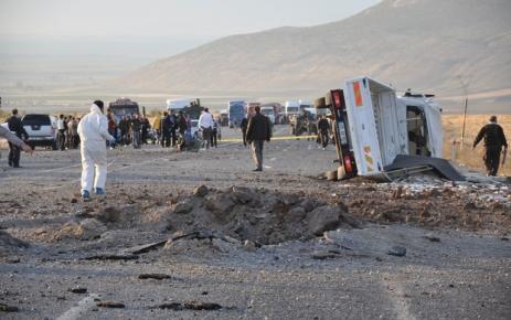 Güroymak'ta 11 kişinin ölümüne neden olan teröristlerden biri ölü ele geçirildi