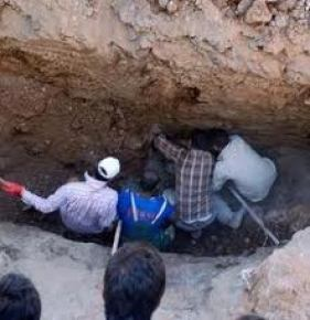 Keşan'da göçük altında kalan işçi öldü