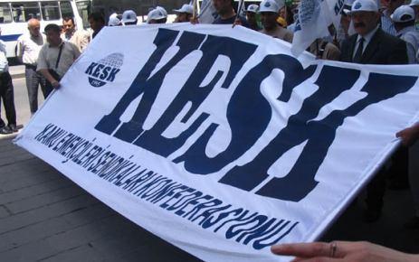 KESK, operasyonları protesto etmek için Başbakanlık'a yürüyecek