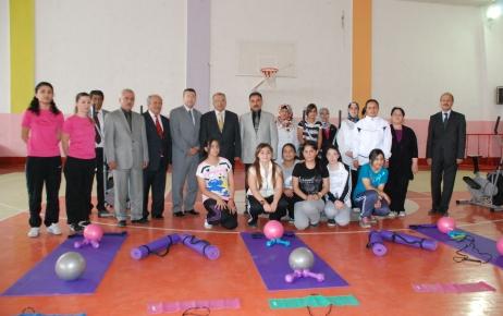Kırıkkale'de de okullar halka açıldı