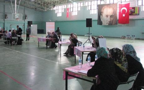 Kız Kur'an kursları, bilgi yarışmasında ter döktü