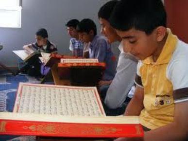 Kuran dersi için çalışma başladı