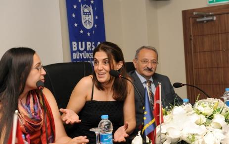 Monıca Molına, Türkiye hayranı çıktı