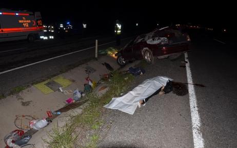 Niğde'de trafik kazası: 3 ölü 2 yaralı
