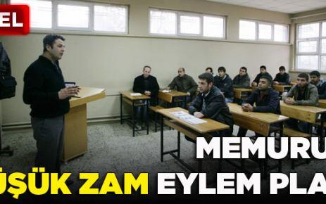 Öğretmenlerin yeni eylem planı bu kez çok ses çıkaracak...