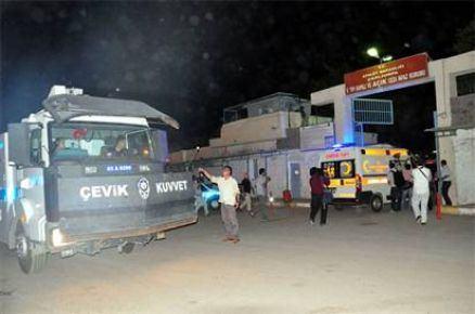 Şanlıurfa'da cezaevinde yangın: 13 ölü, 5 yaralı