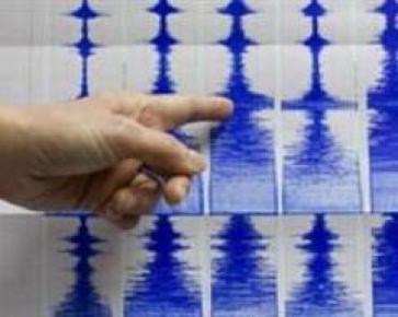 Şırnak'ta 5.5 büyüklüğünde deprem
