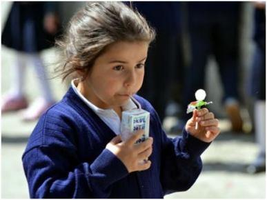 Süt temizse çocuklar neden hastalandı!.