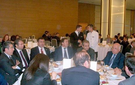 TBMM Başkanı Çiçek'ten Turhal'da yapılacak yüksekokula destek sözü