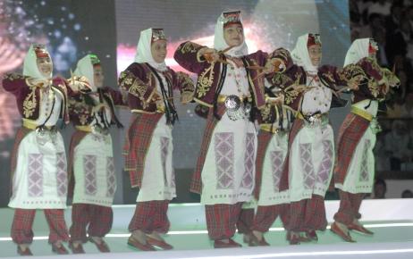 Türkçe Olimpiyatları Kayseri etkinliği