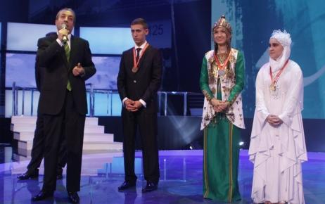 Türkçe Olimpiyatları şiir finalini Mısırlı Mennatallah Ahmet kazandı