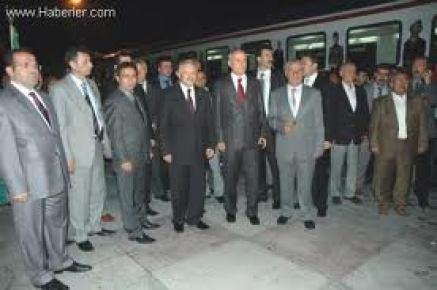 ''Türkçe Treni'' Kayseri'de
