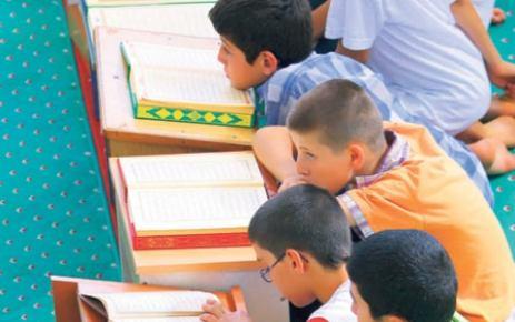 Yaz Kur'an Kursları pazartesi başlıyor