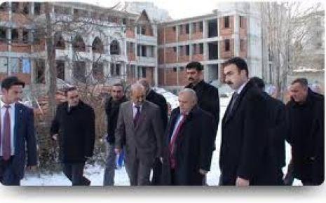 Yerköy'deki yeni ilköğretim okulu önümüzdeki yıl eğitime başlayacak