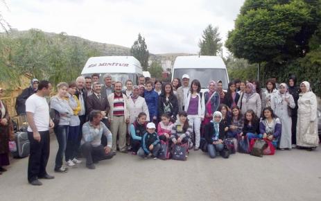 Yozgat'ta seyyah öğrenciler projesi