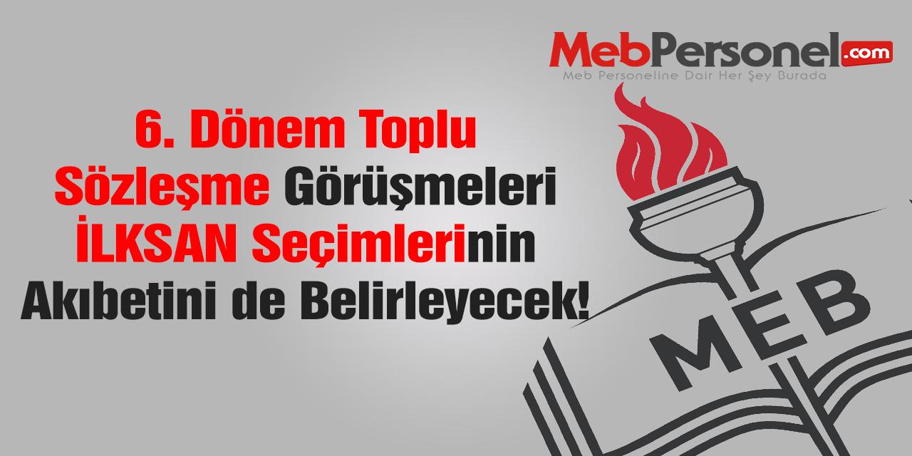İLKSAN Seçimlerinin Akıbeti, EBS'nin Toplu Sözleşmedeki Duruşuna Bağlı!