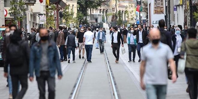 İstanbul'da yasaklar vakaları azalttı..
