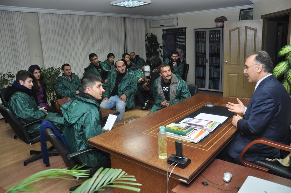 Şubatçıların Sendika Samimiyet Sınavında Egitim Birsen''de Geçti