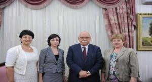 Bakan Avcı, Moldova Eğitim Bakanı Sandu İle Görüştü