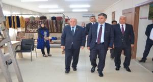 MEB Müsteşar Yardımcısı Ercan DEMİRCİ Kilis'te