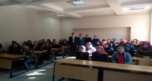Din Öğretimi Genel Müdürü Nazif YILMAZ Giresun'da