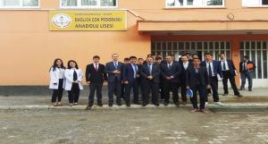 Millî Eğitim Müdürü Akkurt'tan Okul Ziyaretleri