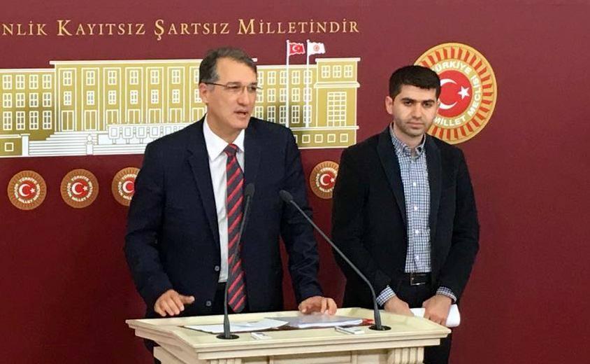 CHP Bursa Milletvekili İrgil, Atama Bekleyen Öğretmenleri Yalnız Bırakmıyor