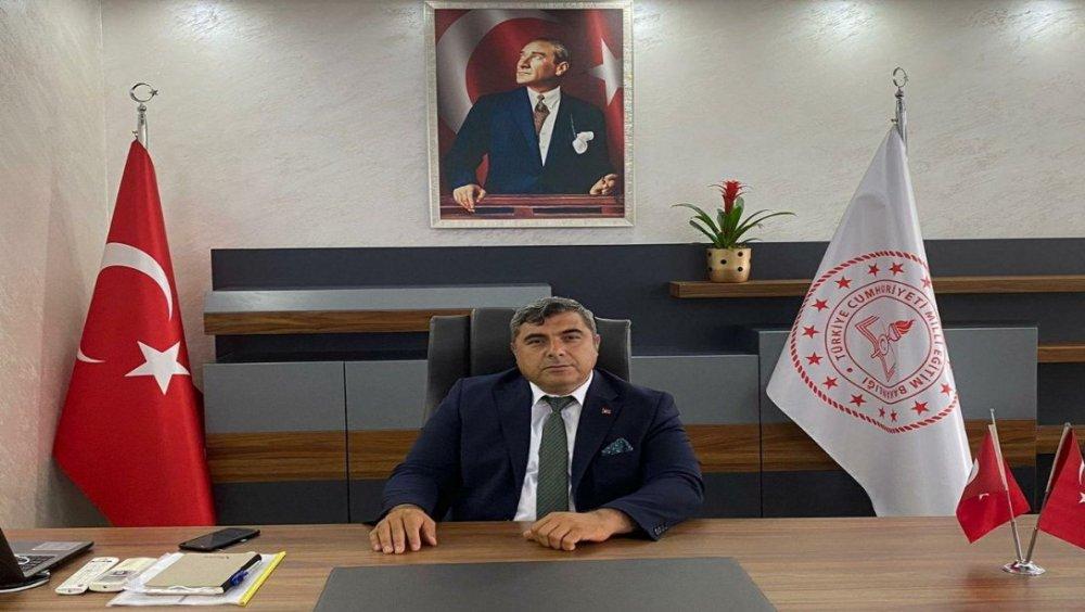 MEB'de İlçe Milli Eğitim Müdürü Ataması Yapıldı