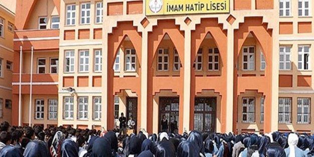 100 kişiden 16'sı imam hatipleri tercih etti
