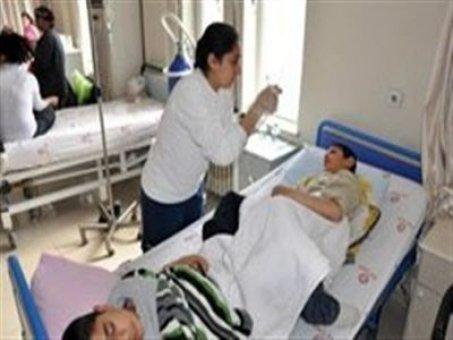 16 öğrenci civa zehirlenmesi şüphesiyle hastaneye kaldırıldı
