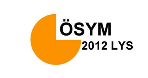2012-ÖSYS Yerleştirme Sonuçlarının Başarı İstatistikleri