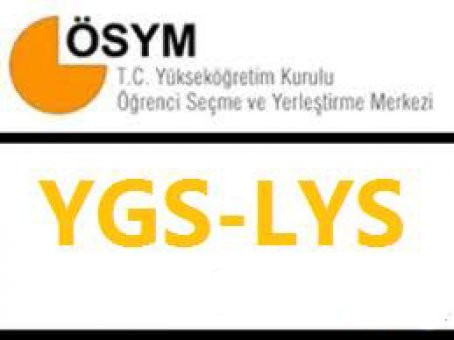 2013 YGS-LYS Meslek Liseleri Ek Puan Verilen Bölümler (Tablo 3B.1)