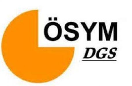 2013 Dgs tercih kılavuzu Ösym tarafından açıklanıyor