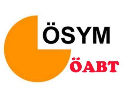 2013 ÖABT Branşlara Göre Ortalama Netler