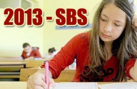 2013 Sbs Yerlertirme-Tercih Sonuçları Ne Zaman Açıklanacak  ?