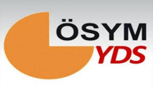 2013 YDS Soruları ve Cevapları ÖSYM