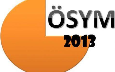 2013 YGS Soruları ve Cevapları ÖSYM 24 Mart