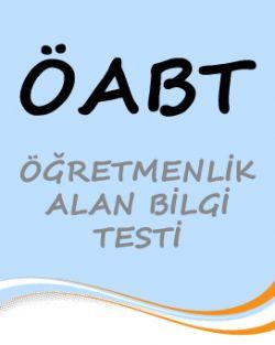 2014 ÖABT Sonuç Paylaşım Platformu