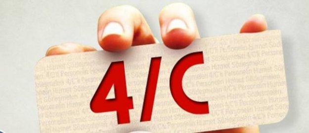 4C'li Personel Ek Ödeme ve Kadro