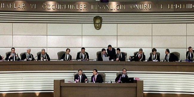 Anayasa Mahkemesi, MEB'de görev yapan maarif müfettişlerini görüşecek