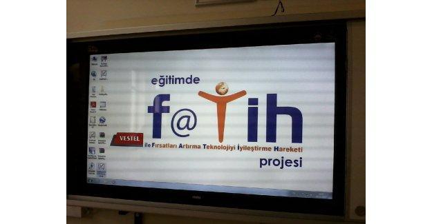 FATİH Projesi Eğitim Teknolojileri Zirvesi 2015