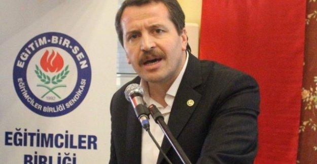 Yalçın'dan toplu sözleşme öncesi önemli açıklamalar